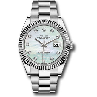 Rolex ROLEX DATEJUST II 41MM (AFTERMARKET DIAL)