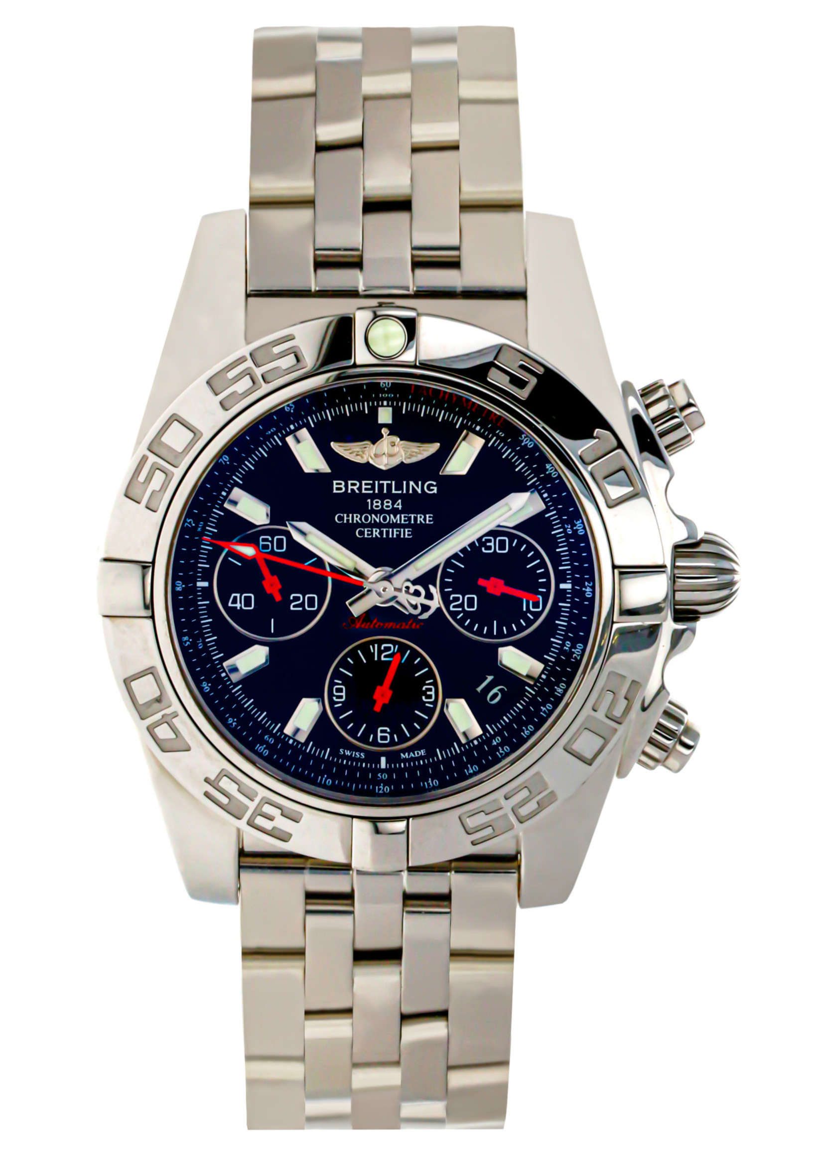 Breitling BREITLING CHRONOMAT 41MM NEVER WORN (B+P) #AB0141