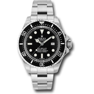 Rolex ROLEX DEEP SEA SEADWELLER 44MM (2012 B+P) #116660