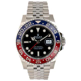 Rolex Rolex Steel GMT-Master PEPSI (2020 BP)