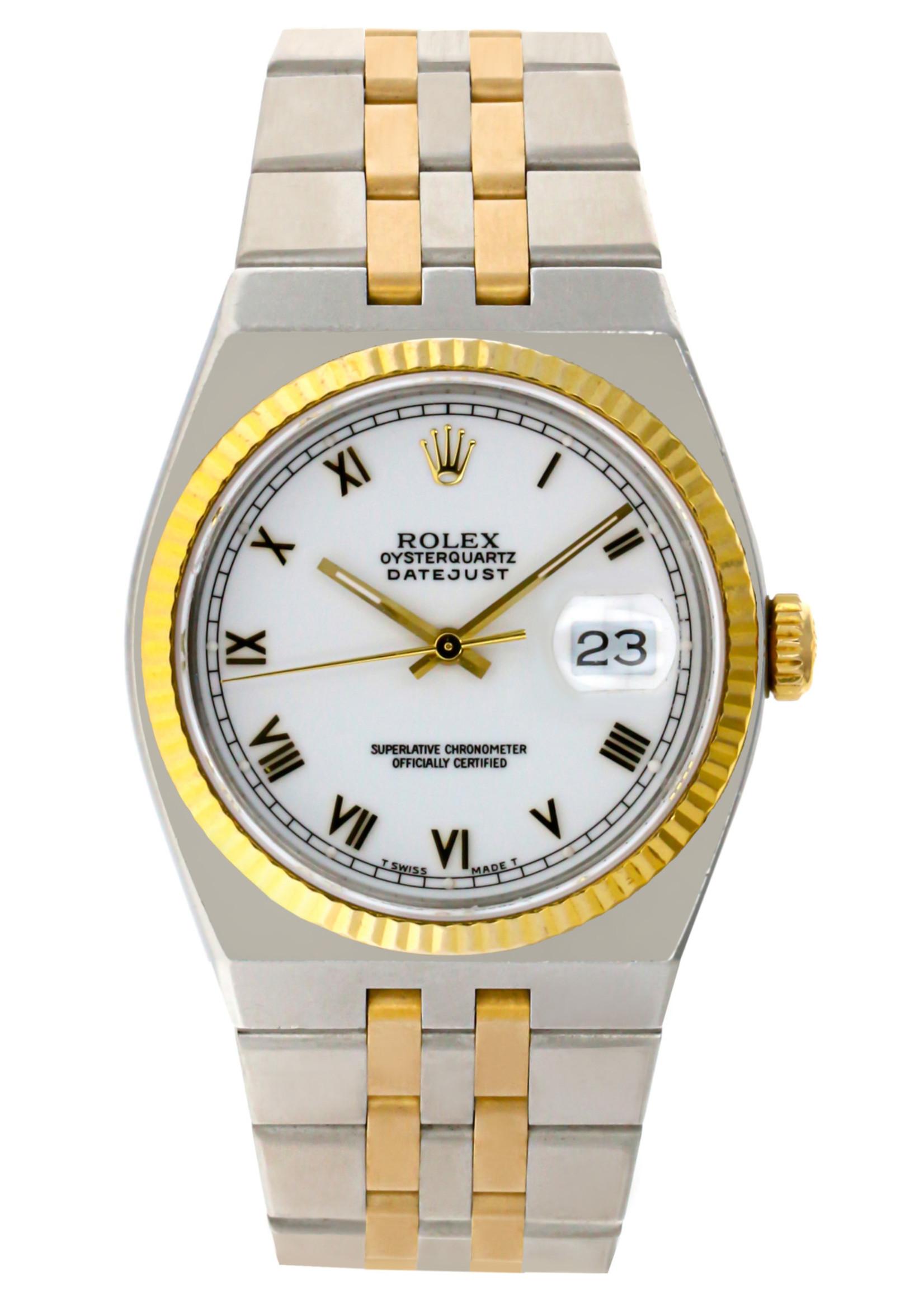 Rolex Watches ROLEX OYSTERQUARTZ 36MM (1994 B+P) #17013