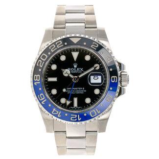 Rolex Rolex Steel GMT-Master II 40