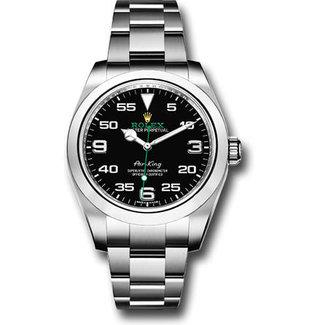 Rolex ROLEX AIR KING 40MM (2020 B+P) #116900