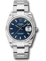 Rolex ROLEX DATE 34MM (2012 B+P) #115200