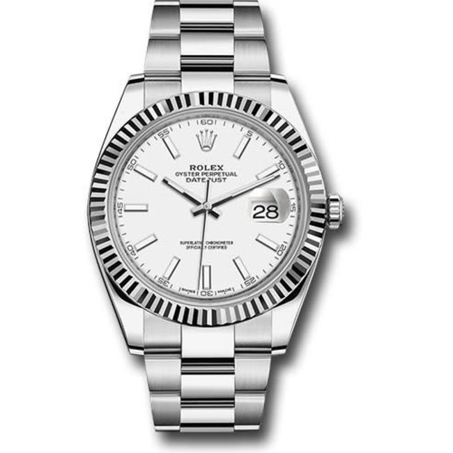 Rolex Rolex Datejust 41MM #126334 (2020 B+P)