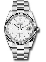 Rolex ROLEX DATEJUST II 41MM (2012 B+P) #116334