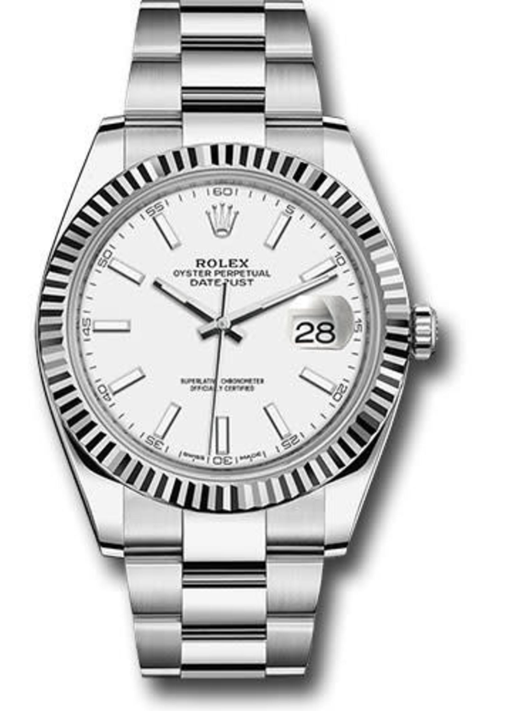 Rolex Watches ROLEX DATEJUST II 41MM (2012 B+P) #116334