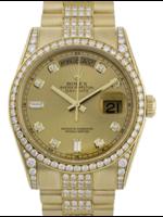 Rolex Rolex Day Date 36MM Custom Diamonds