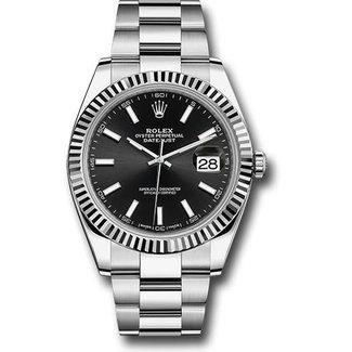 Rolex Rolex Datejust 41MM #116334 (2011 B+P)