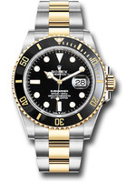 Rolex ROLEX SUBMARINER NEW MODEL 41MM (2020 B+P) #126613LN