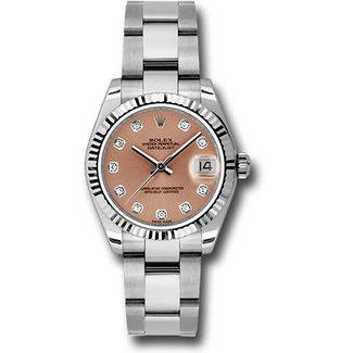 Rolex Rolex Datejust 31mm #178274 (2007 B+P)