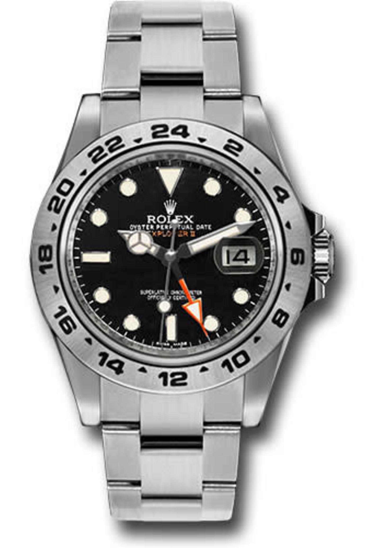 Rolex Watches Rolex Explorer II 42MM (2013 B+P) #216570