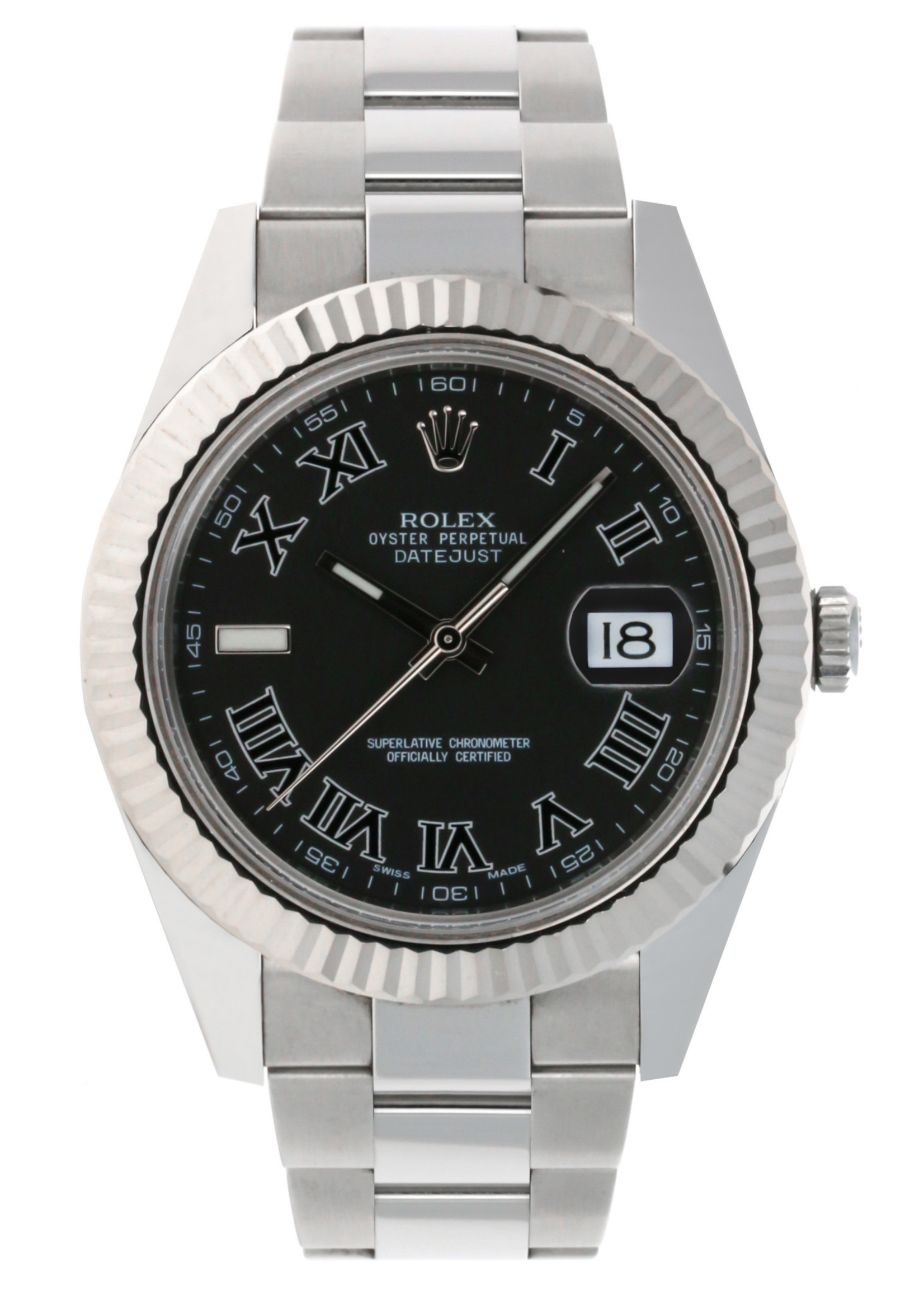 Rolex ROLEX DATEJUST II 41MM (2009 B+P) #116334