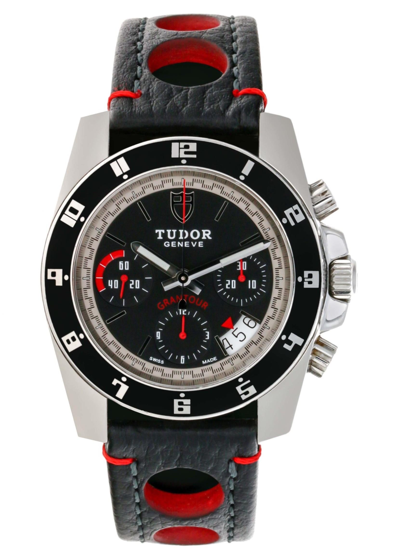 Tudor Tudor Grantour Chrono 42MM (2014 B+P) #20350N