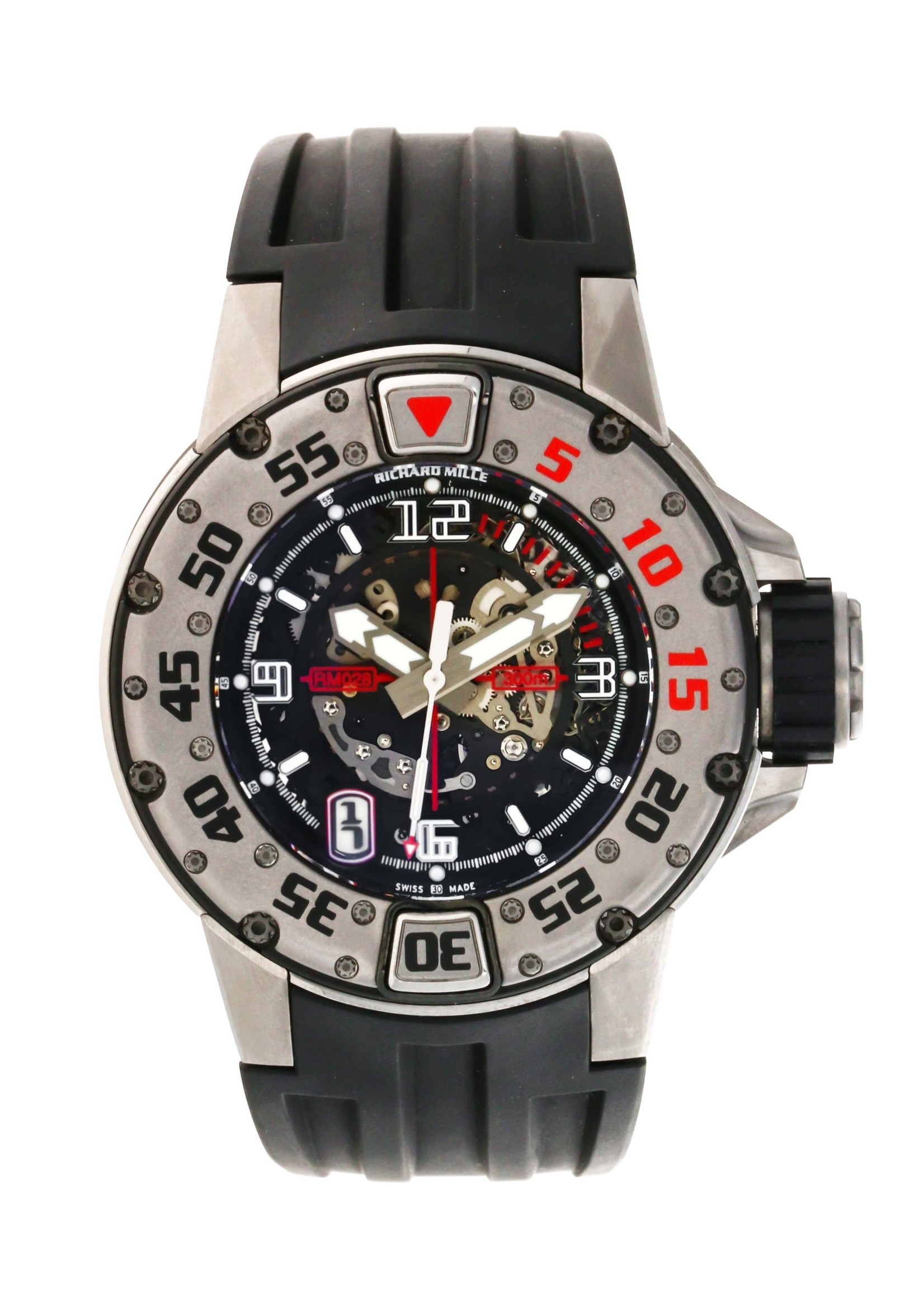RICHARD MILLE Richard Mille RM 028 Diver (Fully Service at RM)