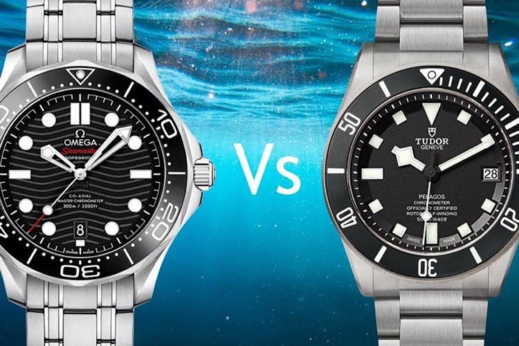 Omega Seamaster vs Tudor Black Bay