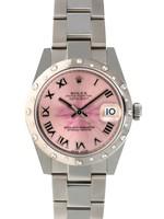 Rolex Rolex Datejust 31MM #178344 New Old Stock (B+P)