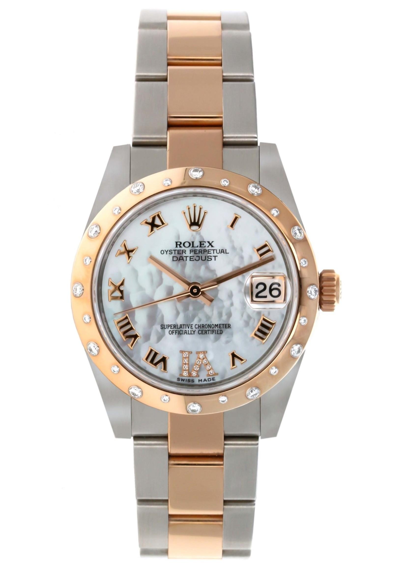 Rolex ROLEX DATEJUST 31MM (NEW OLD STOCK) #178341