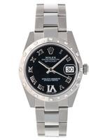 Rolex ROLEX DATEJUST 31MM (2010 B+P) - NEW OLD STOCK #178344