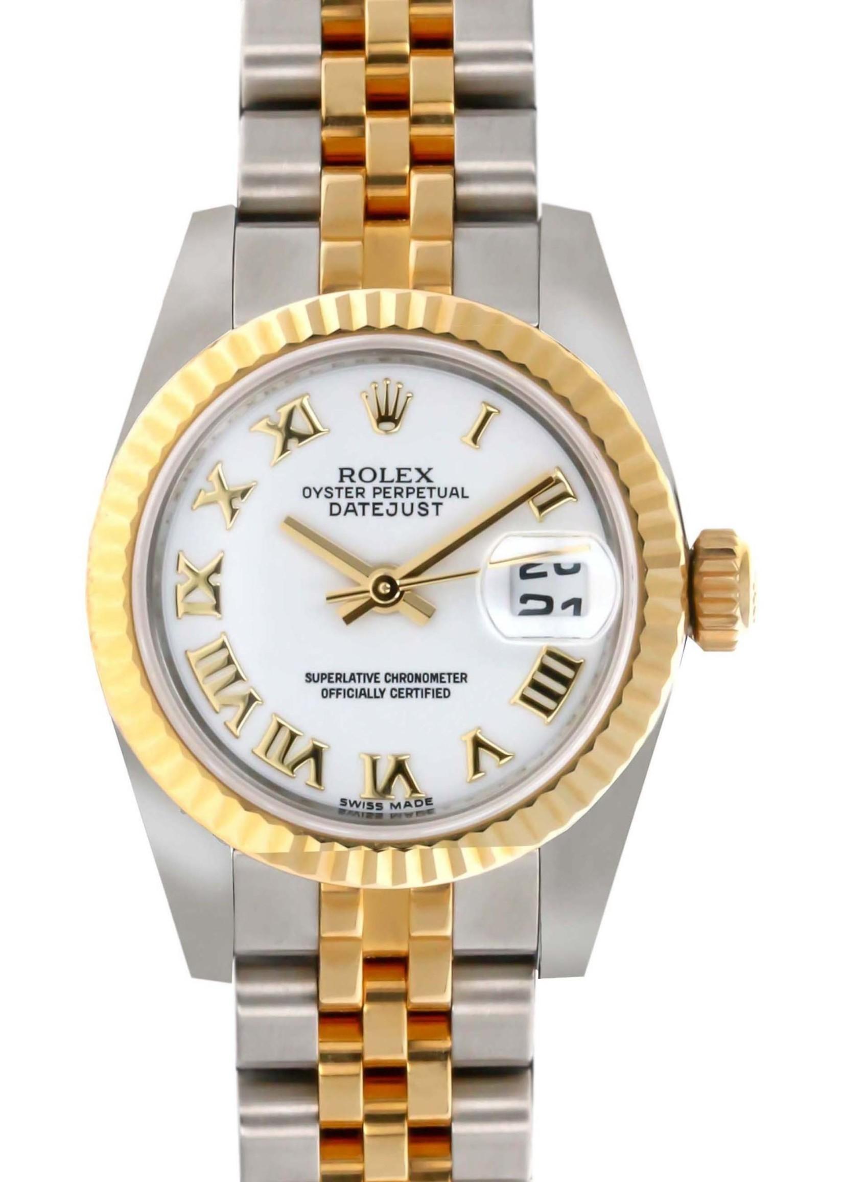Rolex ROLEX DATEJUST 26MM (NEW OLD STOCK)(B+P)#179173