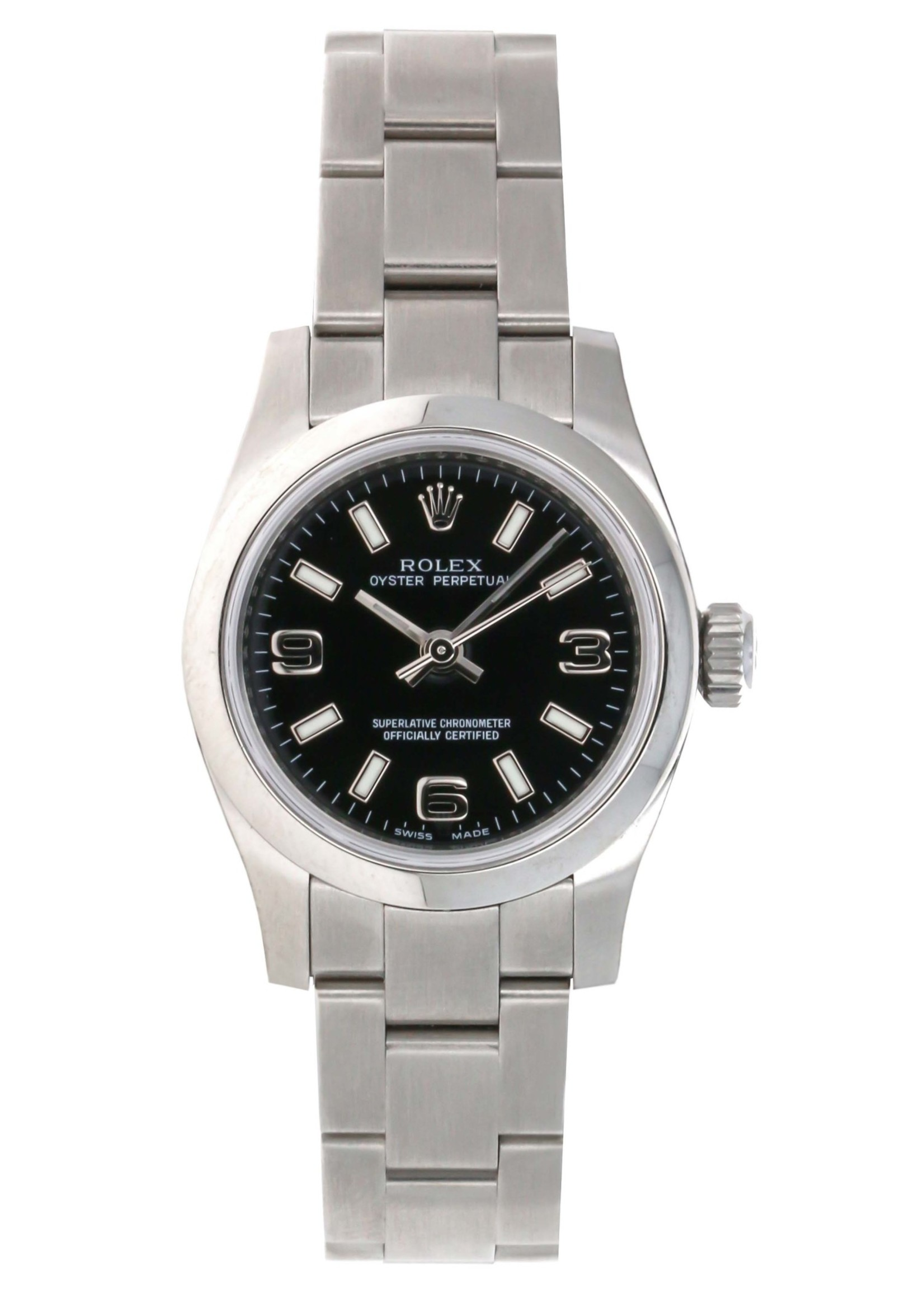 Rolex ROLEX OYSTER PERPETUAL 26MM (B+P) - NEW OLD STOCK #176200