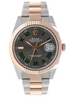 Rolex Rolex Datejusts 41MM #126331 (2020 B+P)