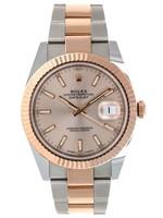 Rolex Watches ROLEX DATEJUST 41MM (2020 B+P) #126331