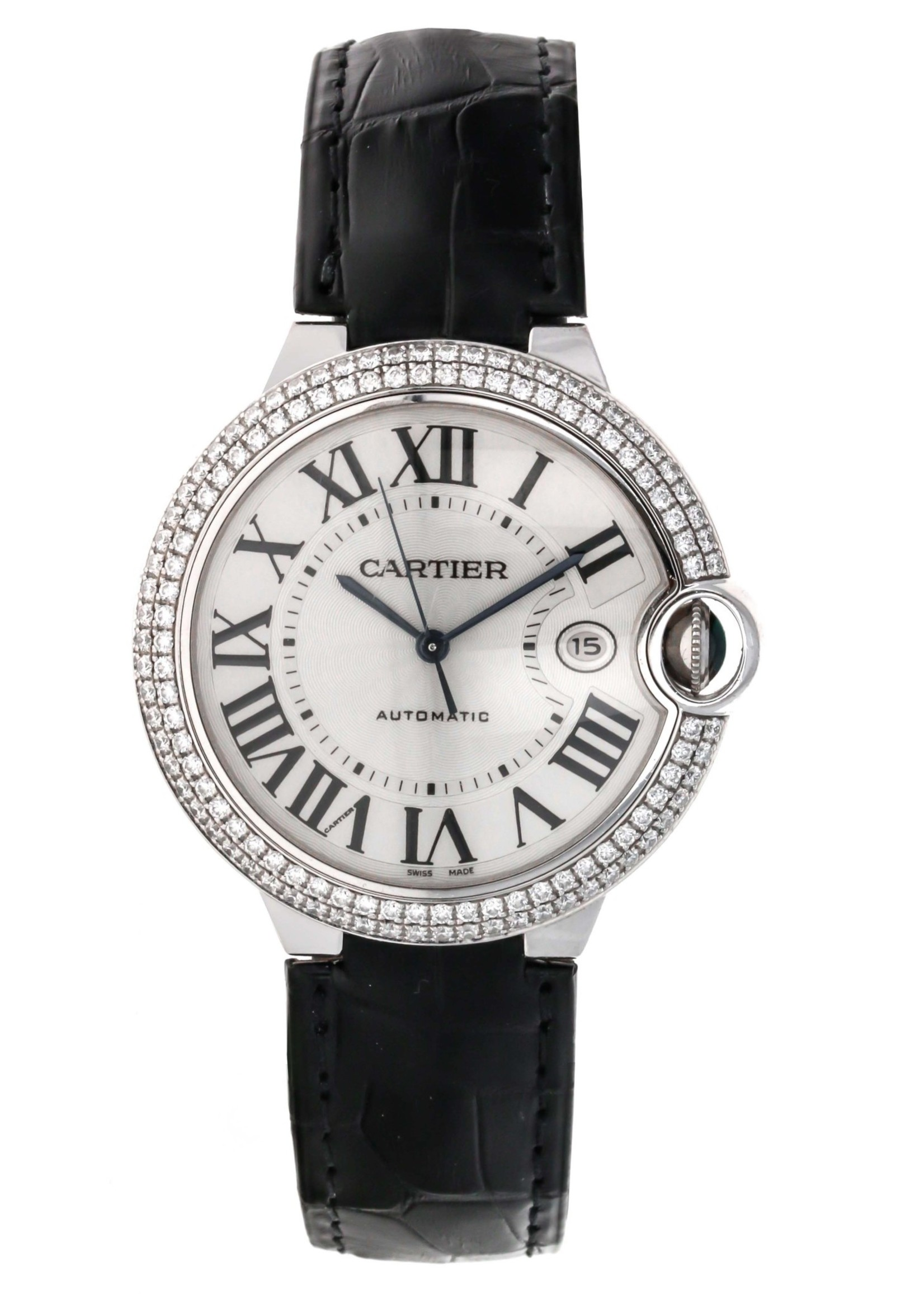 Cartier Cartier Ballon Bleu 40MM (B+P)#WE902056
