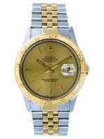 Rolex ROLEX DATE JUST TURN-O-GRAPH 36MM #16263