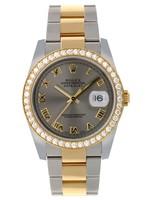 Rolex ROLEX DATEJUST 36MM (NEW OLD STOCK)(B+P) #116203