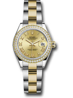 Rolex Rolex Datejust 26MM #179163 New Old Stock (B+P)