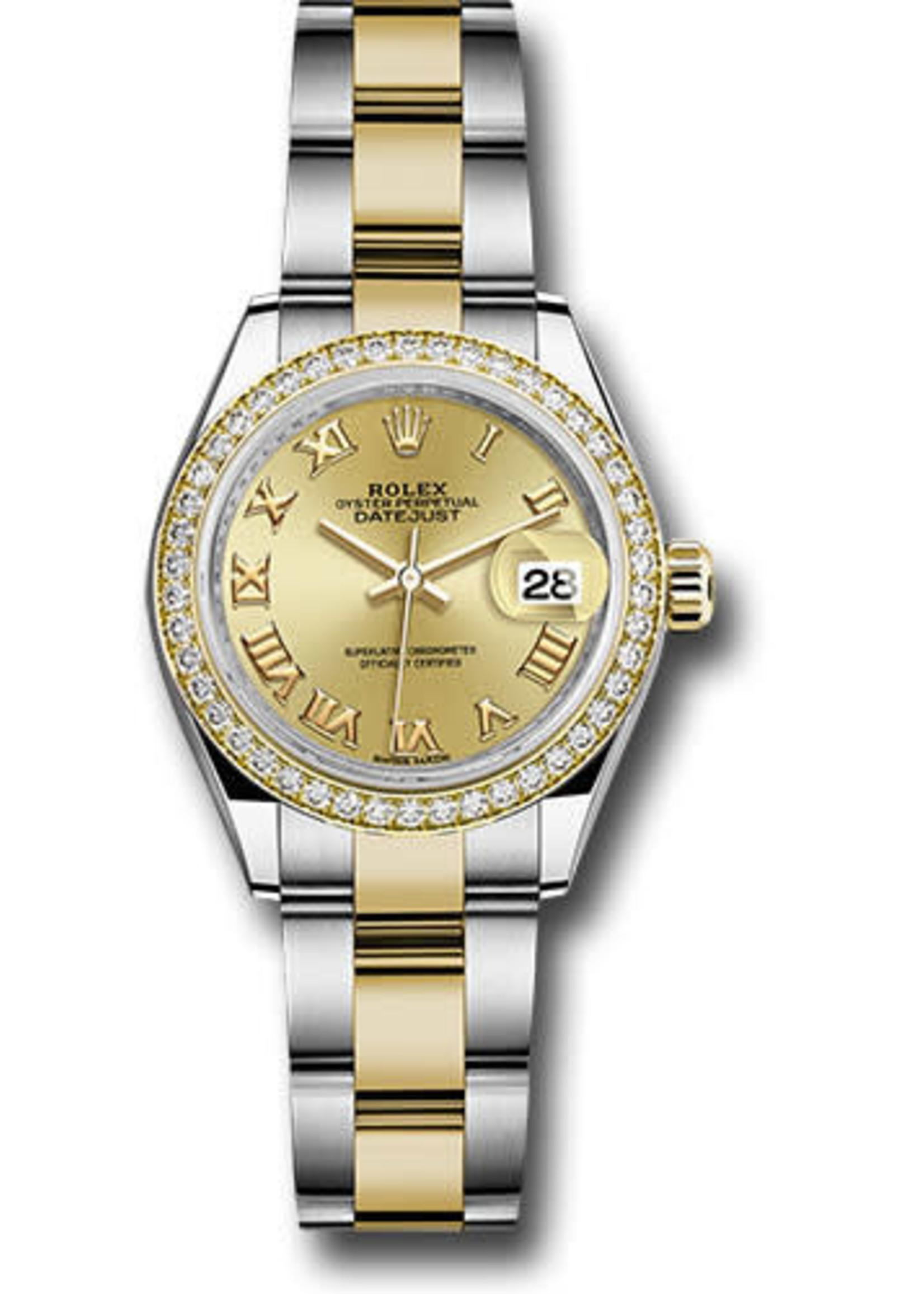 Rolex Rolex Datejust 26MM #179163 New Old Stock (B+P)