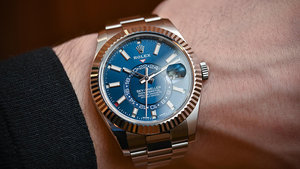 Why Buy a Rolex?