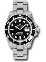 Rolex ROLEX SUBMARINER 40MM 2012 (B+P) #116610LN