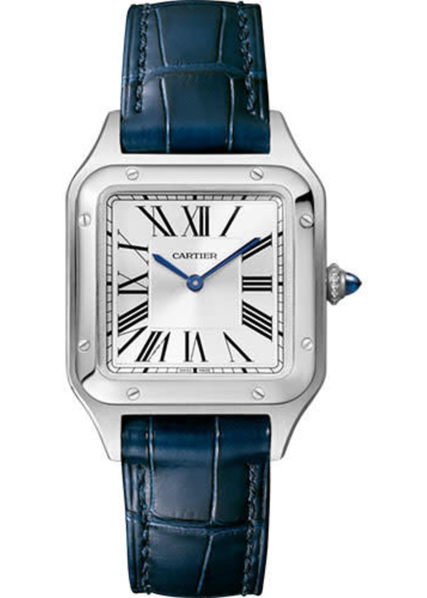 Cartier CARTIER SANTOS 38MM (2021 B+P) #419867