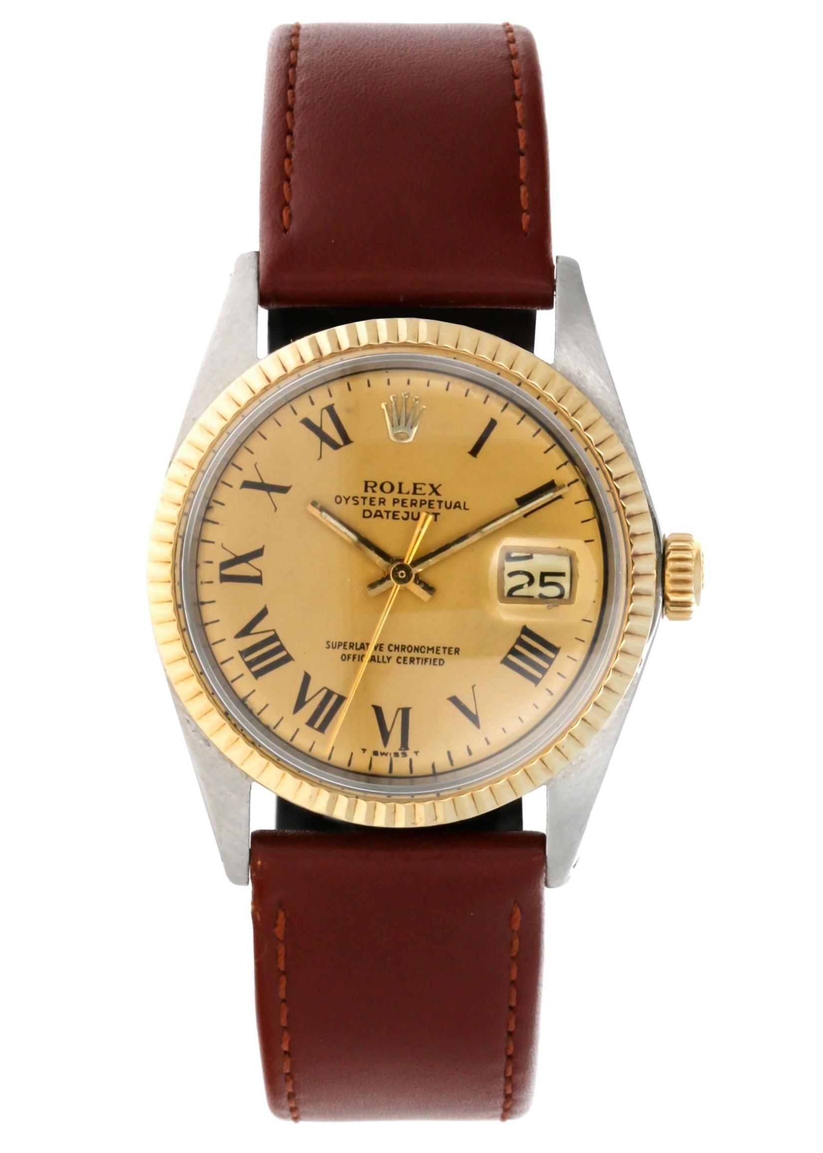 Rolex Rolex Datejust 36mm (1973)