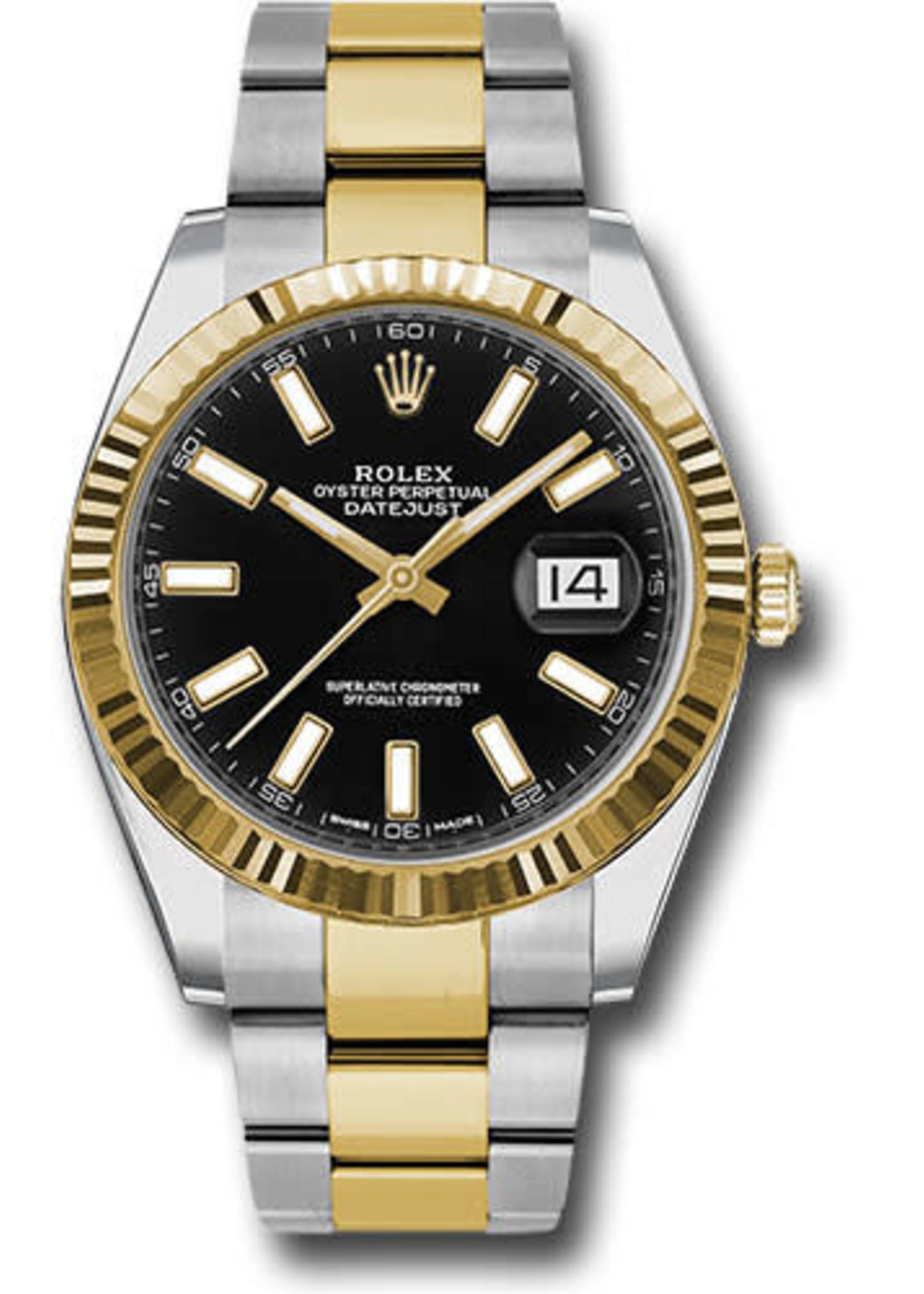 Rolex ROLEX DATEJUST 41MM (2018 B+P) #126333