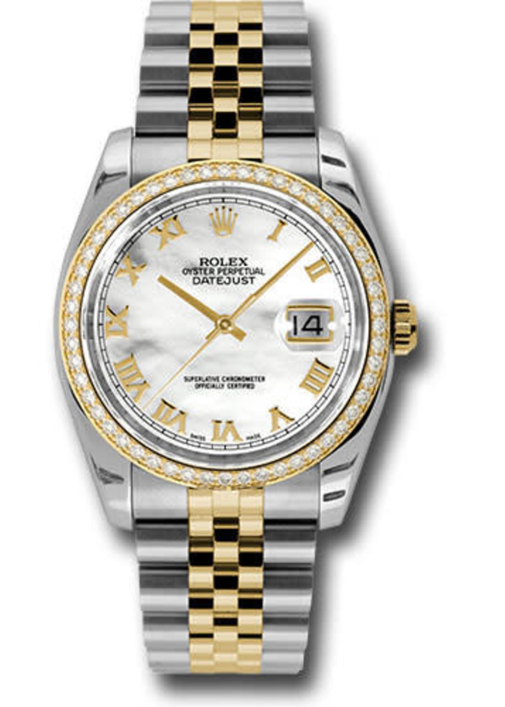 Rolex Rolex Datejust #16233 36MM (1996)