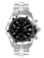 Tag Heuer TAG HEUER 2000 38MM AUTOMATIC BLACK DIAL# CN2111-0