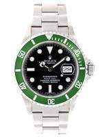 Rolex Watches ROLEX SUBMARINER 40MM (2006 B+P) #16610LV