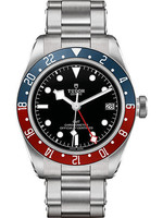 Tudor Tudor Black Bay GMT 41MM #79830RB (2019 B+P)