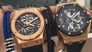 Hublot vs Audemars Piguet