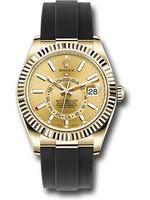 Rolex ROLEX SKYDWELLER 42MM (2020 B+P) #326238