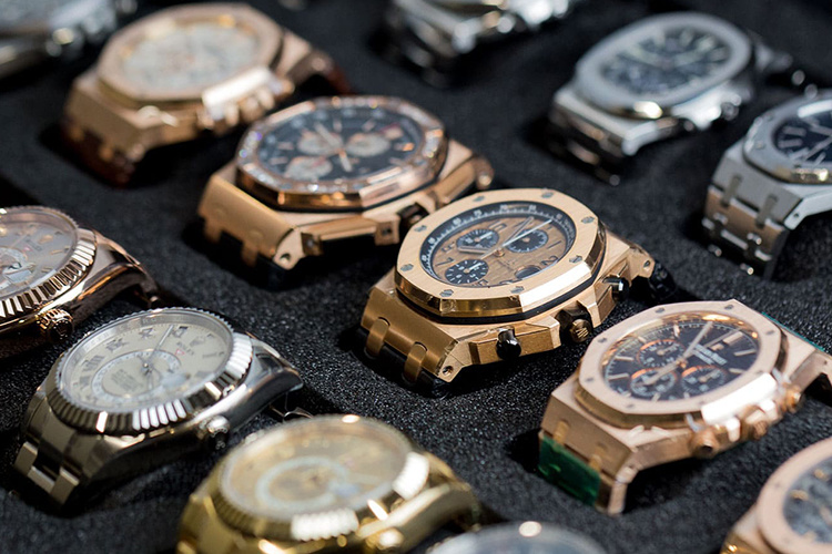 10 Top Watches Hollywood Loves