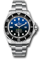Rolex ROLEX SEA-DWELLER 44MM (2016 B+P) #116660
