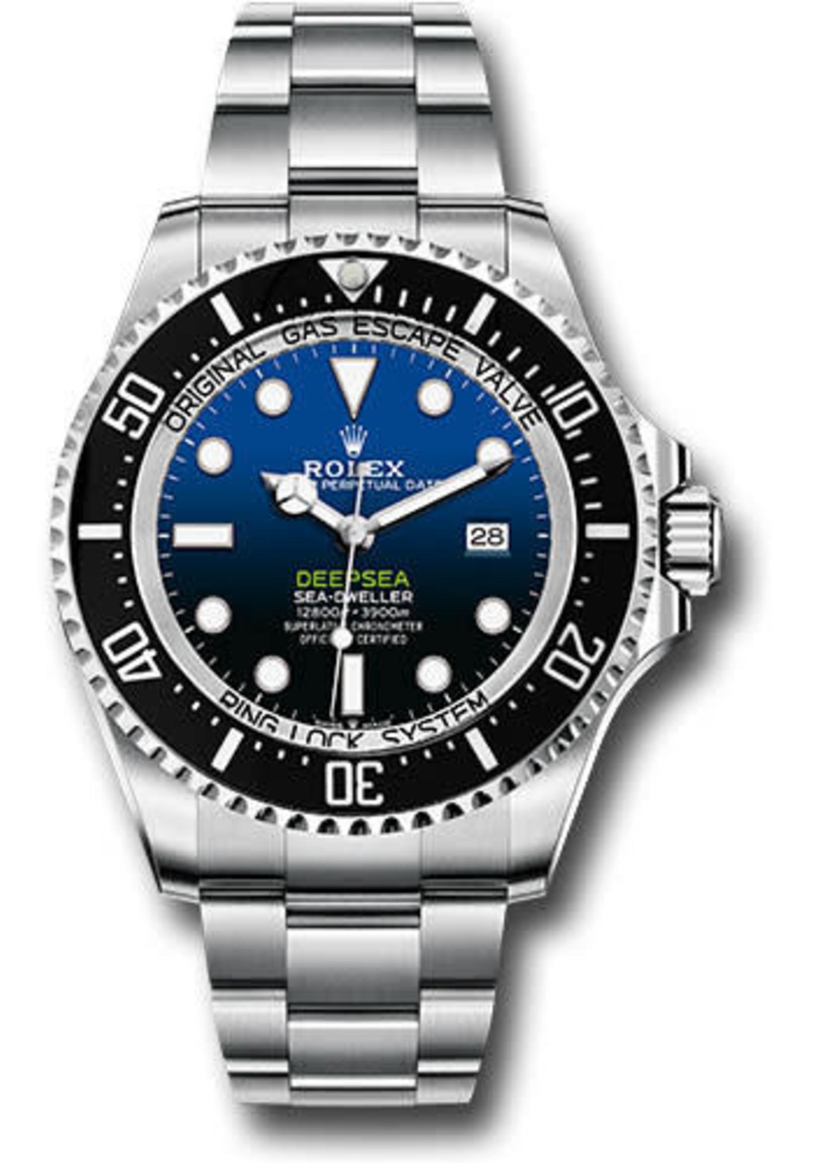Rolex ROLEX SEA-DWELLER 44MM 2016 (B+P) #116660