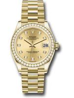 Rolex ROLEX DATEJUST 31MM (1990 B+P) PRESIDENT