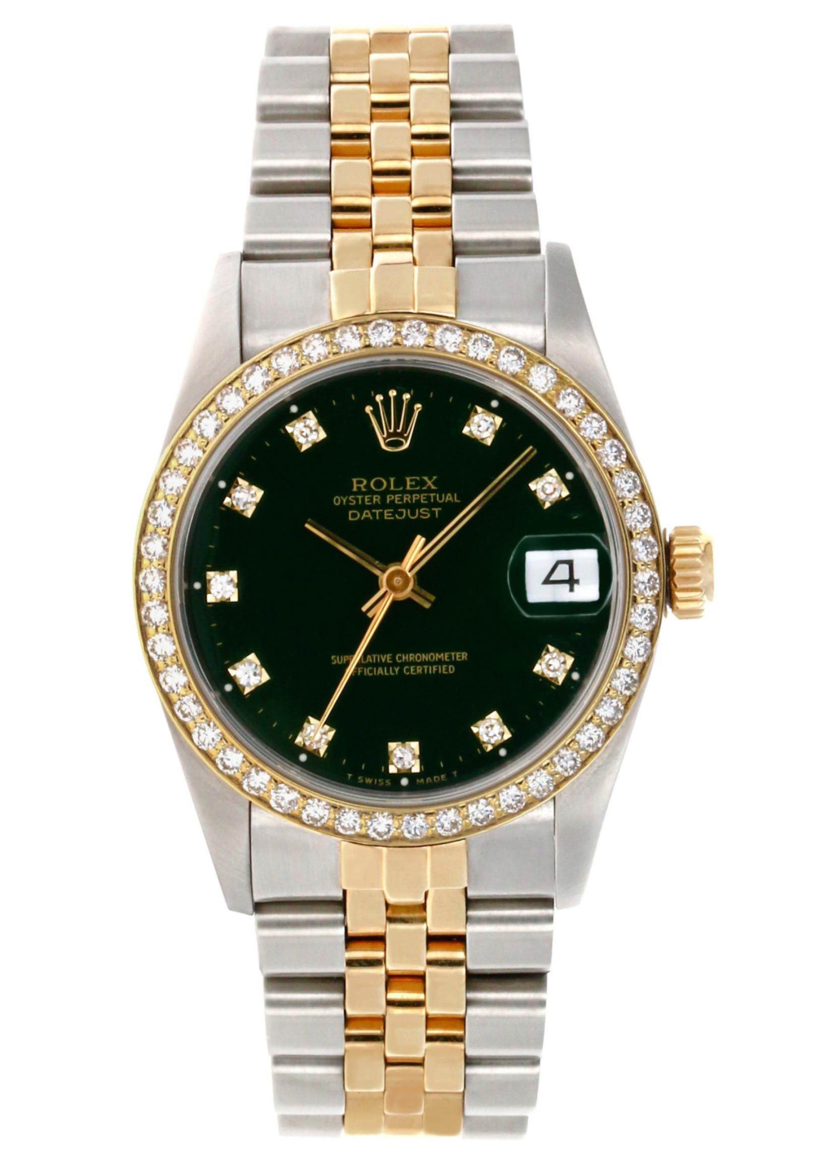 Rolex ROLEX DATEJUST 31MM JUBILEE #278273