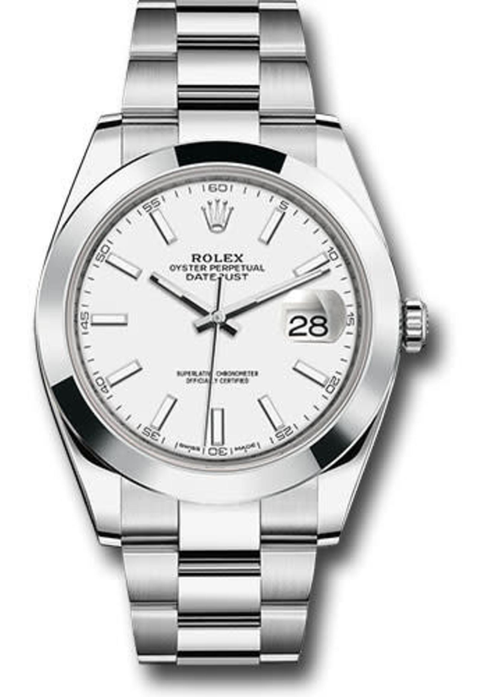Rolex Watches ROLEX DATEJUST II 41MM (2013 B+P) #116300