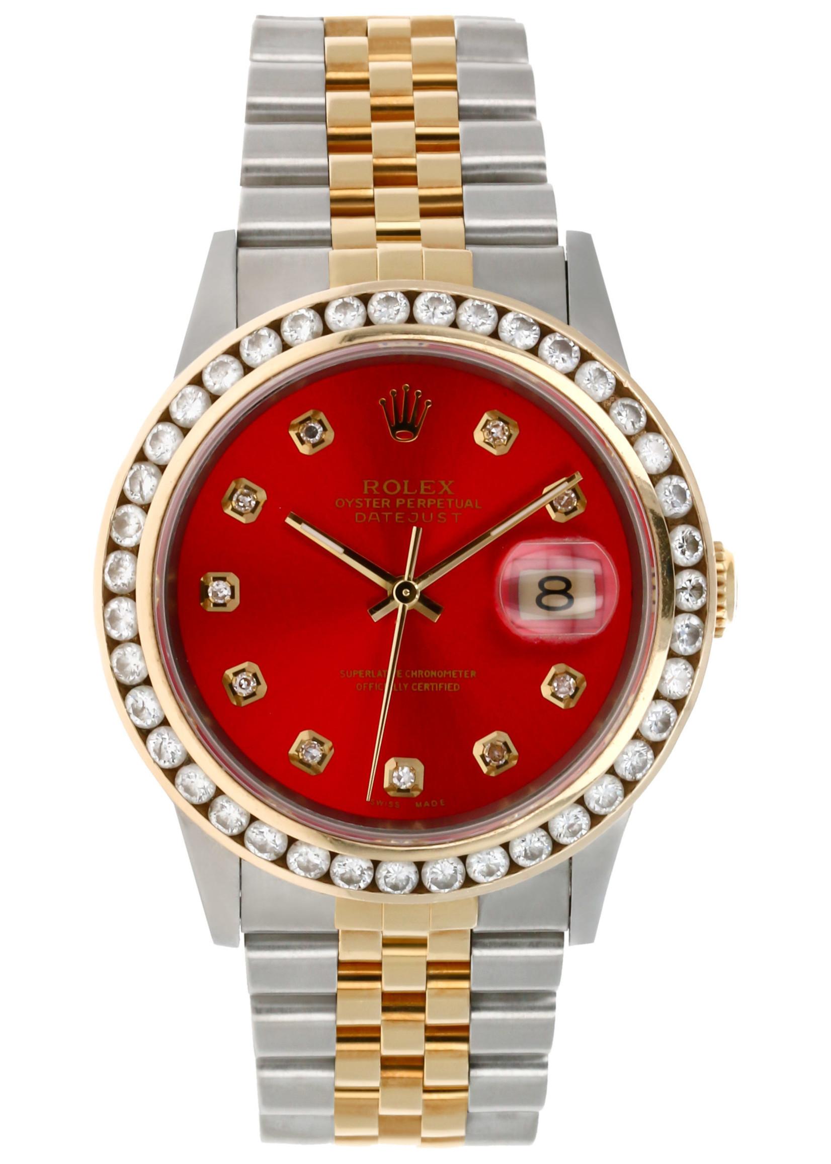 Rolex Rolex Datejust 36MM (1996)